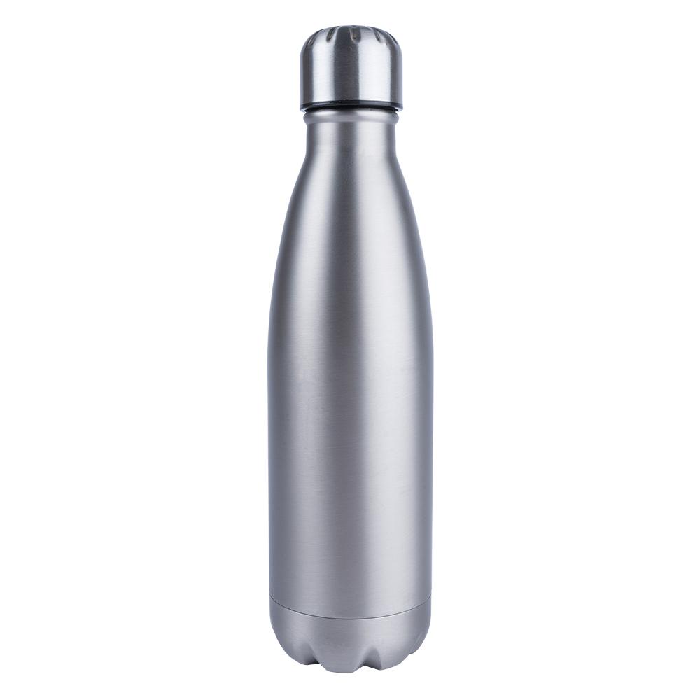 bouteille isotherme inox fermée